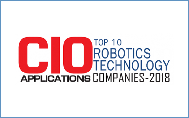 "CoSourcing Partners Named to ""Top 10 Robotics Technology Companies – 2018"" by CIO Applications"