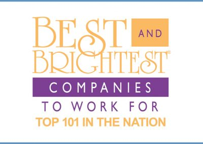 """""""Best and Brightest Companies to Work for"""" Honor Awarded to CoSourcing Partners for 3rd Straight Year"""