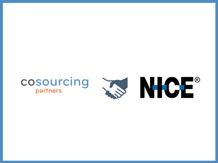 CoSourcing Partners signs Strategic Partnership Agreement with NICE Software to Provide Professional Services