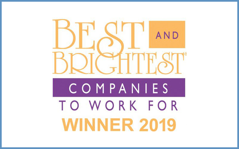 CoSourcing Partners Recognized for the 4th Consecutive Year as One of Chicago's Best and Brightest Companies to Work For