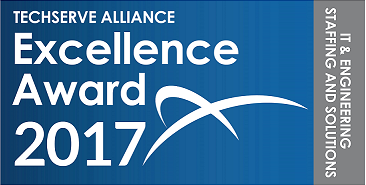 """CoSourcing Partners Receives TechServe Alliance's """"Excellence Award"""" for Fourth Straight Year!"""