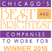 """CoSourcing Partners Named One of Chicago's """"Best and Brightest Companies to Work For"""" for 3rd Straight Year"""
