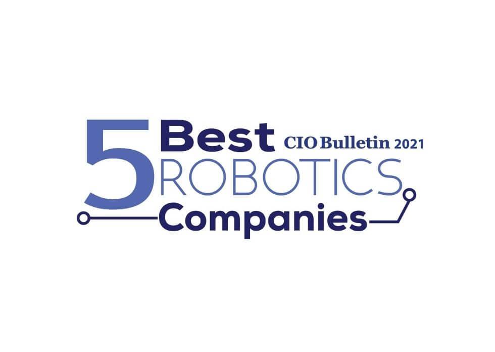 CIO Bulletin's 5 Best Robotics Companies 2021