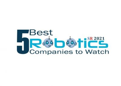Silicon Review's Top 5 Robotics Companies Recognizes CoSourcing Partners
