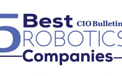 CIO Bulletin's 5 Best Robotics Companies 2021 Recognizes CoSourcing Partners