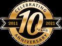 10 Year Anniversary 2011-2021