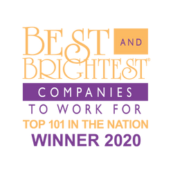 Best and Brightest Companies to Work For 2020
