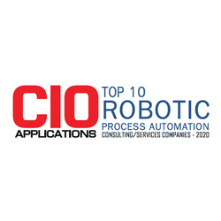 CIO Application Top 10 Robotic Process Automation Consulting/Services Companies 2020