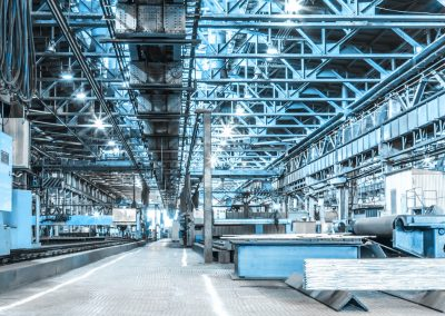 Supply Chain: Manufacturing & Distribution